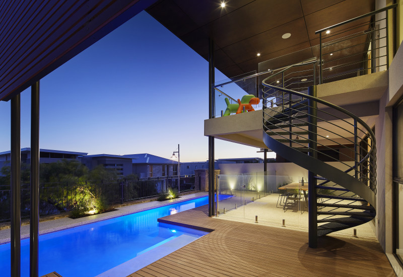 ARCFORMS_Mosman Park_rear deck